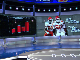 Video - Mind-blowing stats: Kansas City Chiefs' sack party