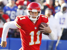 Video - No love for Kansas City Chiefs' Alex Smith