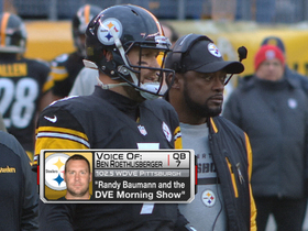 Video - Pittsburgh Steelers quarterback Ben Roethlisberger reacts to NFL Media report