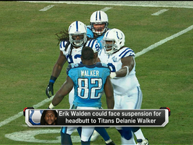 Video - Indianapolis Colts linebacker Erik Walden update