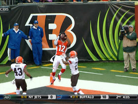 Video - Cincinnati Bengals quarterback Andy Dalton throws second touchdown pass