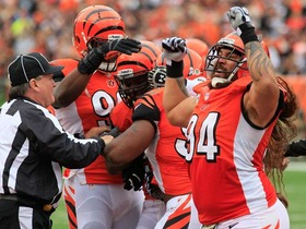 Video - WK 11 Can't-Miss Play:  Bengals block party