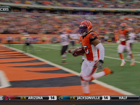 Video - Cincinnati Bengals linebacker Vontaze Burfict fumble return for touchdown