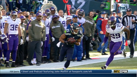 Seattle Seahawks quarterback Russell Wilson 44-yard pass - NFL Videos