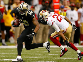 Video - Week 11: San Francisco 49ers vs. New Orleans Saints highlights