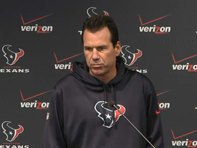 Video - Houston Texans coach Gary Kubiak: quarterback Case Keenum will start