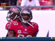 Watch: Goldson flagged for unnecessary roughness