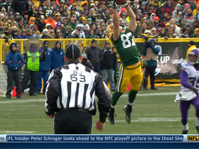 Video - Green Bay Packers wide receiver Jordy Nelson 34-yard catch