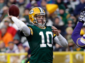 Video - Week 12: Green Bay Packers quarterback Matt Flynn highlights