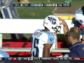 Video - Tennessee Titans wide receiver Justin Hunter 54-yard touchdown