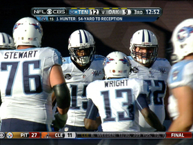 Video - Week 12: Tennessee Titans vs. Oakland Raiders highlights