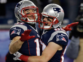 Video - New England Patriots wide receiver Julian Edelman 5-yard TD