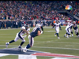Video - New England Patriots tight end Rob Gronkowski 6-yard TD