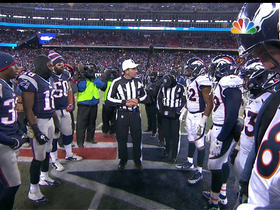 Video - New England Patriots defer coin toss
