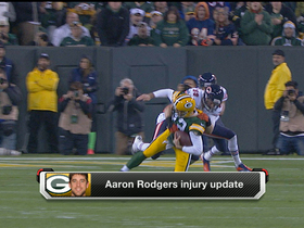 Video - When will Green Bay Packers quarterback Aaron Rodgers be back?