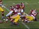 Watch: Redskins fumble recovery