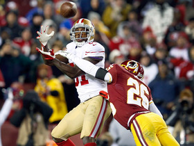 Video - San Francisco 49ers wide receiver Anquan Boldin 6-yard touchdown
