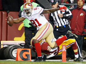 Video - Week 12: San Francisco 49ers vs. Washington Redskins highlights