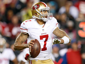 Video - Week 12: San Francisco 49ers quarterback Colin Kaepernick highlights