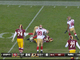 Watch: RG3 sacked
