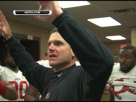 Video - San Francisco 49ers celebrate big win