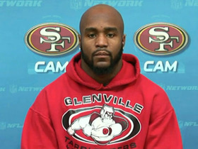 Video - San Francisco 49ers safety Donte Whitner: 'We feel like it's our time'
