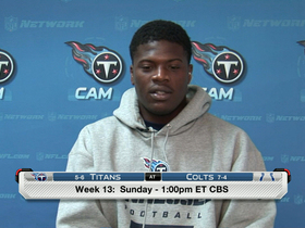 Video - Tennessee Titans wide receiver Kendall Wright on potentially making the playoffs