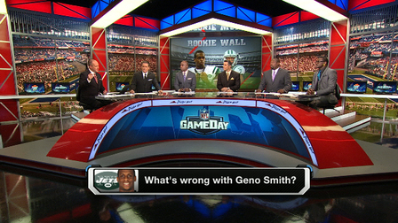 What's wrong with New York Jets QB Geno Smith?