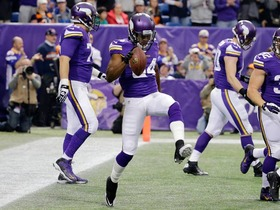 Video - WK 13 Can't-Miss Play: Cordarrelle plays RB too?