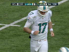 Video - Miami Dolphins fail on 4th and goal