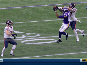 Video - Minnesota Vikings wide receiver Jerome Simpson 32-yard catch