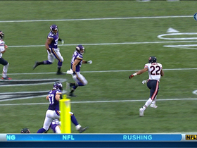 Video - Chicago Bears running back Matt Forte 41-yard run