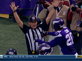 Video - Minnesota Vikings cornerback Chris Cook ejected from game