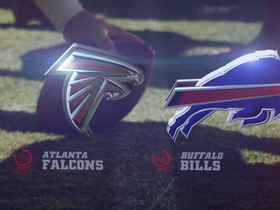 Video - Week 13: Atlanta Falcons vs. Buffalo Bills highlights