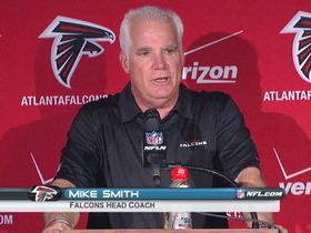 Video - Falcons postgame press conference