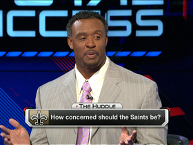 Video - New Orleans Saints prefer to stay home