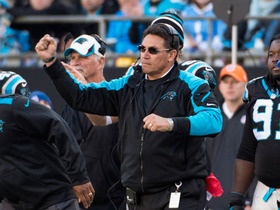 Video - 'Sound FX': Carolina Panthers coach Ron Rivera