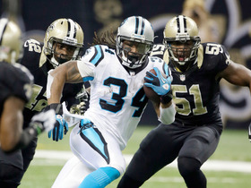 Video - 'Playbook': Carolina Panthers vs. New Orleans Saints