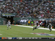 Watch: Geno Smith intercepted by Kevin Burnett