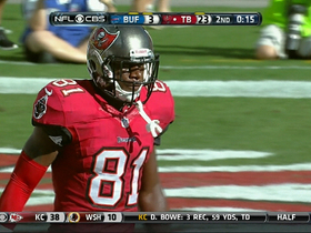 Video - Tampa Bay Buccaneers tight end Timothy Wright 5-yard TD reception