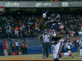 Video - Chicago Bears wide receiver Earl Bennett 4-yard touchdown