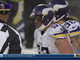 Watch: Chad Greenway called for pass interference