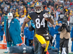 Video - Official Review: Antonio Brown out of bounds
