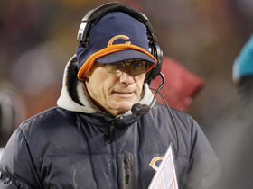 Video - Chicago Bears coach Marc Trestman handcuffing the Bears?