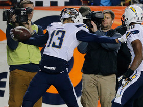 Video - WK 15 Can't-Miss Play: San Diego Chargers wide receiver Keenan Allen soars a mile high