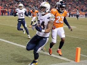 Video - San Diego Chargers running back Ryan Mathews 23-yd touchdown