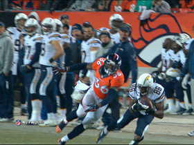 Brown 32-yard diving catch