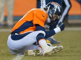 Video - Denver Broncos quarterback Peyton Manning intercepted by San Diego Chargers linebacker Thomas Keiser