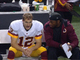 Watch: RG3 consoles Cousins after interception