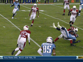 Video - Arizona Cardinals linebacker Daryl Washington takes down Tennessee Titans receiver Kendall Wright MMA style